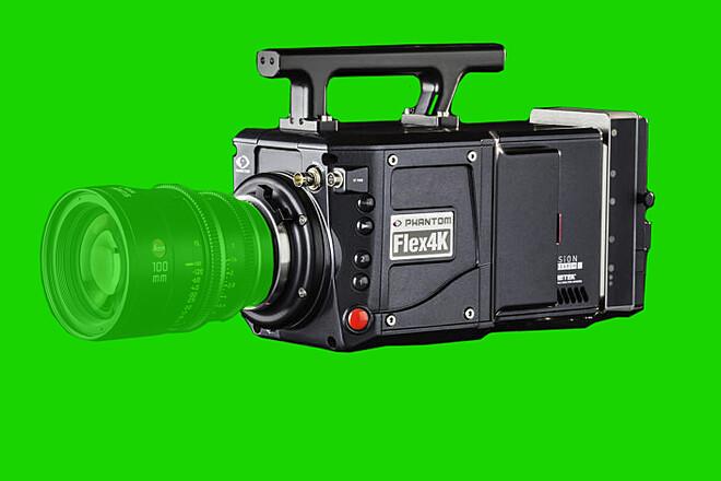 Phantom High Speed Flex4K Cinema Camera