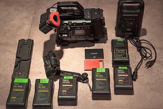 Blackmagic URSA Mini Pro READY TO SHOOT PACKAGE