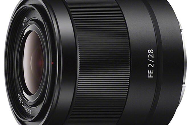 Sony 28mm f2 FE