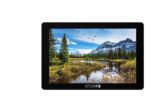 "SmallHD 702 Touch HD 7"" Field Monitor Bright Touchscreen Kit"