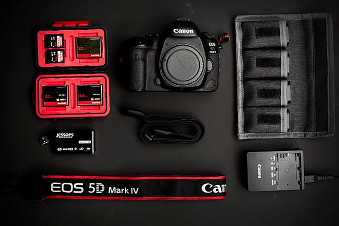 Canon EOS 5D Mark IV Mk 4