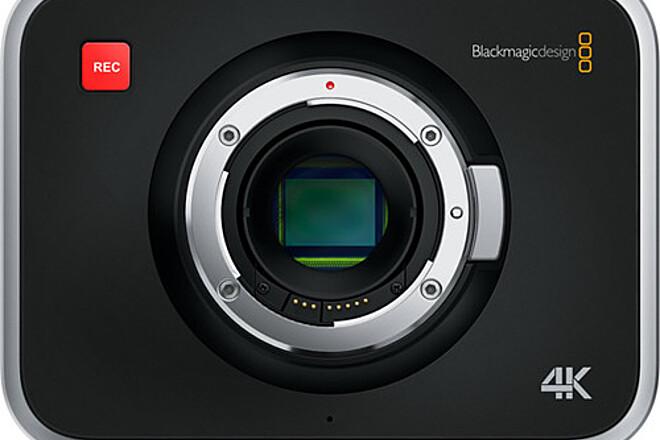 Blackmagic Design Production Camera 4K (EF)