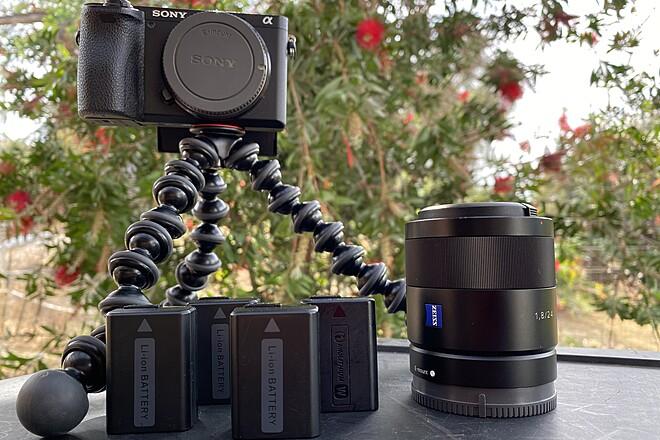 Sony  a6500 & Zeiss 24mm Travel Bundle