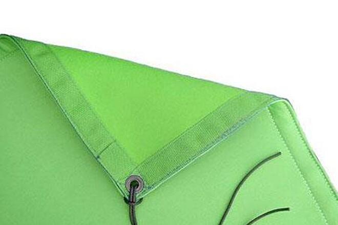 8 x 8 Chroma Key Green Overhead Fabric