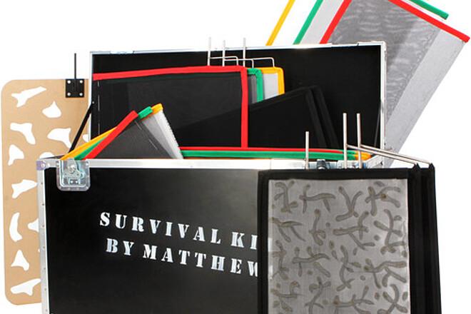 Matthews Combo Scrim/Flag Survival Kit