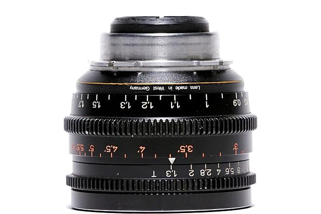 Zeiss Super Speeds T1.3  Set of 2 (18, 35mm)