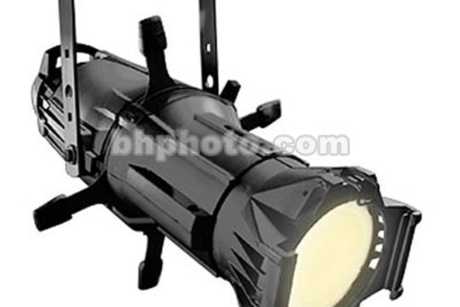 ETC Source Four 750 Watt Ellipsoidal Spotlight, Black, Ediso