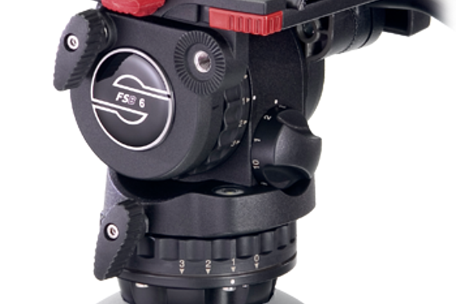 Sachtler FSB 6 with Miller 2 Stage System