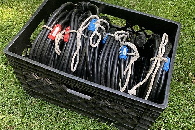 Extension Cable Kit (Stinger Kit)