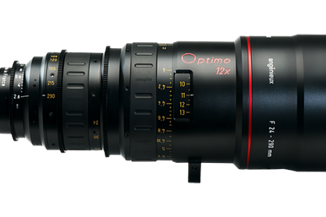 Angenieux Optimo 24-290mm T2.8 PL Zoom Lens