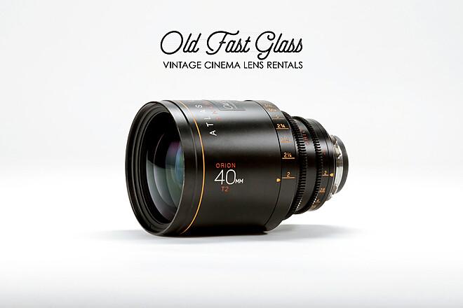 Atlas Lens Co. Anamorphic - 1 LENS
