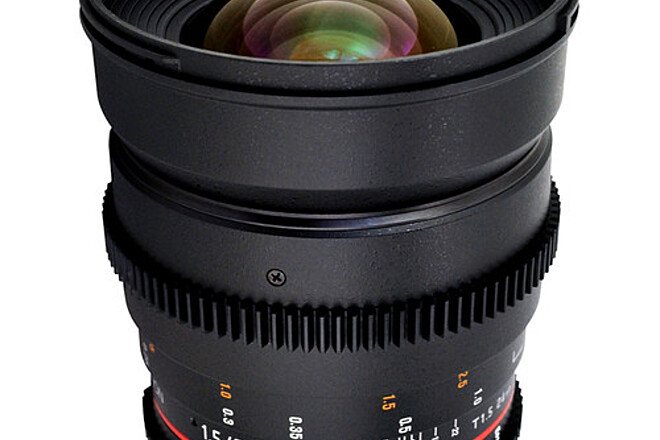 Rokinon Cine 24mm T1.5 Sony E-Mount