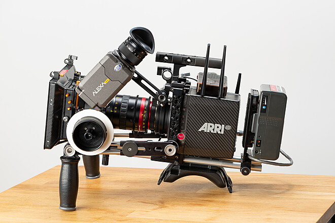ARRI Alexa Mini - PANDEMIC SPECIAL - Full Kit