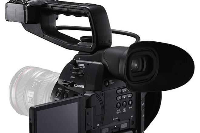 Canon C100 Mk. II