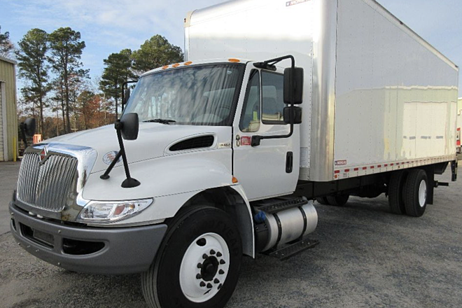 5 Ton Grip Truck