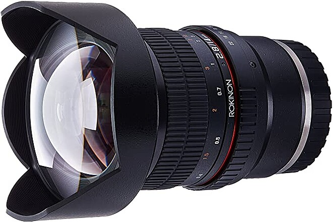 Rokinon 14mm F2.8 for Sony
