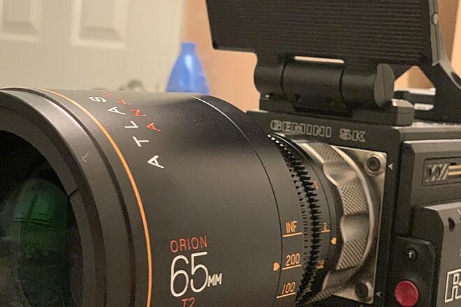 RED Gemini 5K Cinema Package w/ Atlas Anamorphic Lens Set