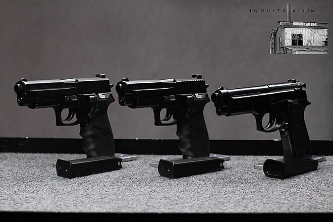 Prop Gun - 3 Prop Guns