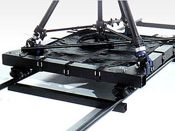 Rent: jimmy jib  4 wheel base + track wheels