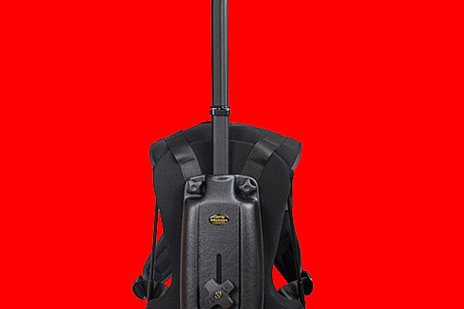 EasyRig Minimax (4.4 - 15.4lbs) w/camera hook