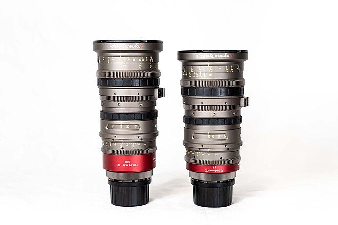 Angenieux EZ-1 & EZ-2 15-45mm & 30-90mm (S35 or FF)