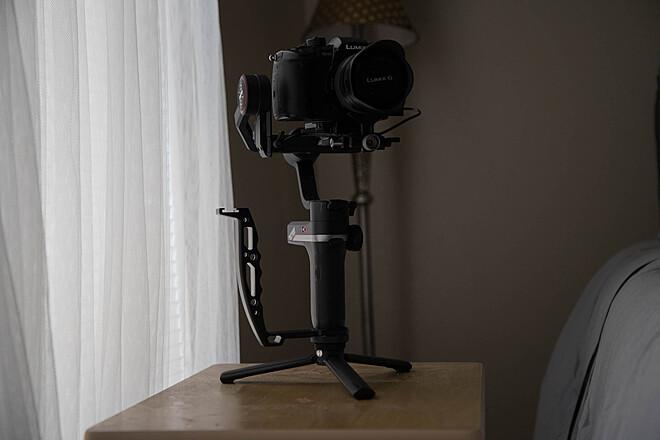Panasonic Lumix DC-GH5 Digital Camera with Lens and Gimbal