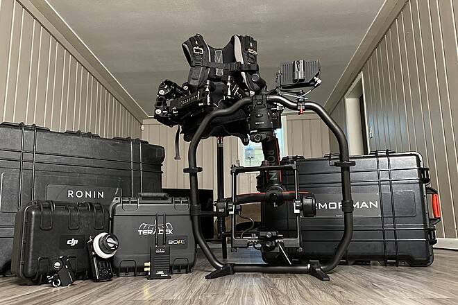 DJI Ronin 2 Kit (Support Vest, Wireless Focus and Video)