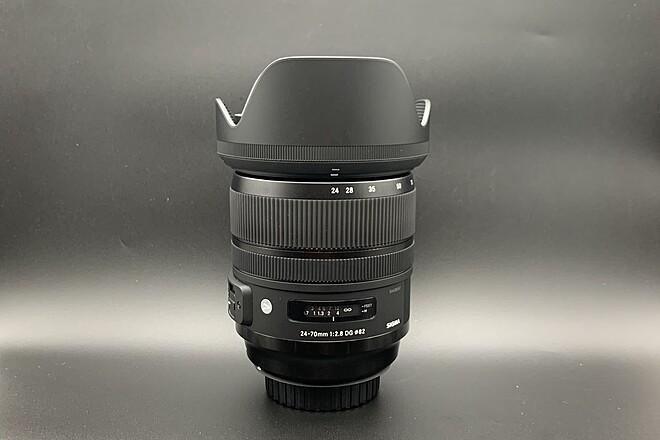 Sigma 24-70mm f/2.8 DG OS HSM Art EF MOUNT