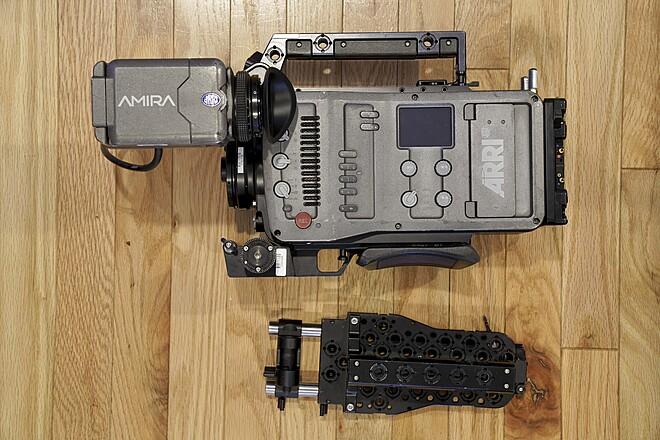 ARRI Amira Camera w/ media, basic AKS