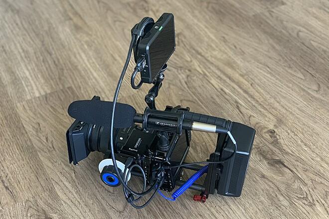 Blackmagic Design Pocket Cinema Camera 6K Run & Gun Package