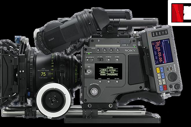 Sony F65 Basic Kit (8K, Netflix Approved)