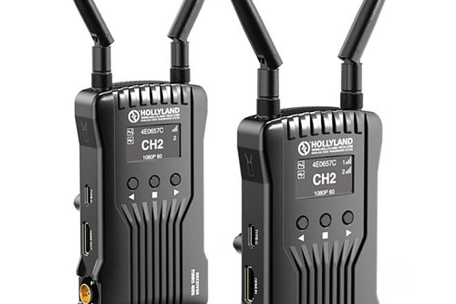 2x Hollyland Mars 400S SDI/HDMI Wireless Video Set