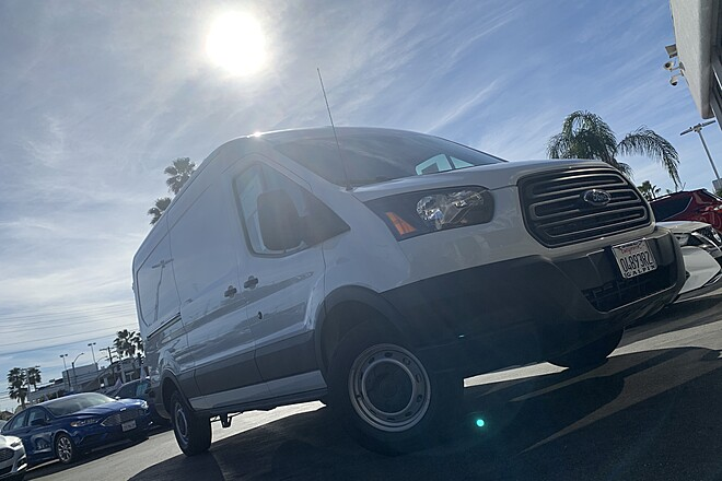 Ford Transit Extended, Medium Ceiling Height