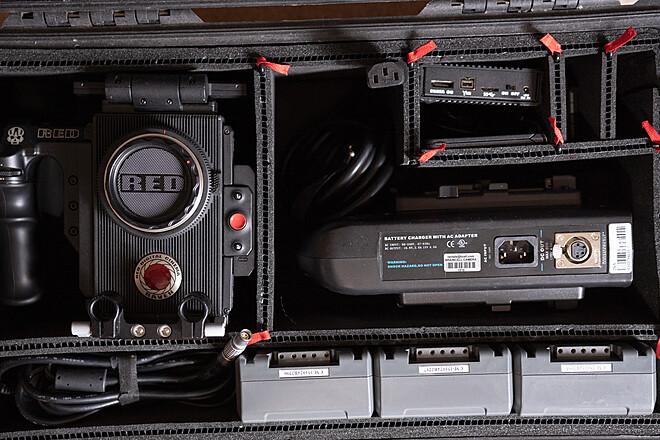 RED Raven Dragon 4.5K Full Kit