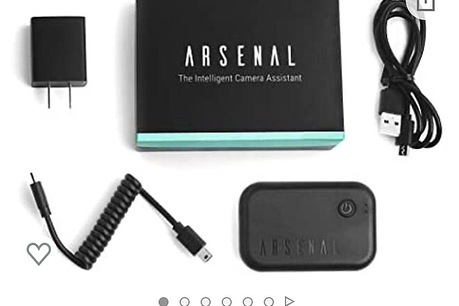 Arsenal  Camera Assistant