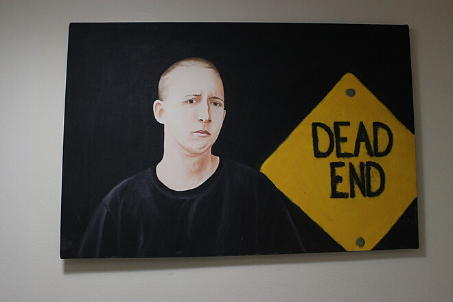Cleared Artwork (Dead End)