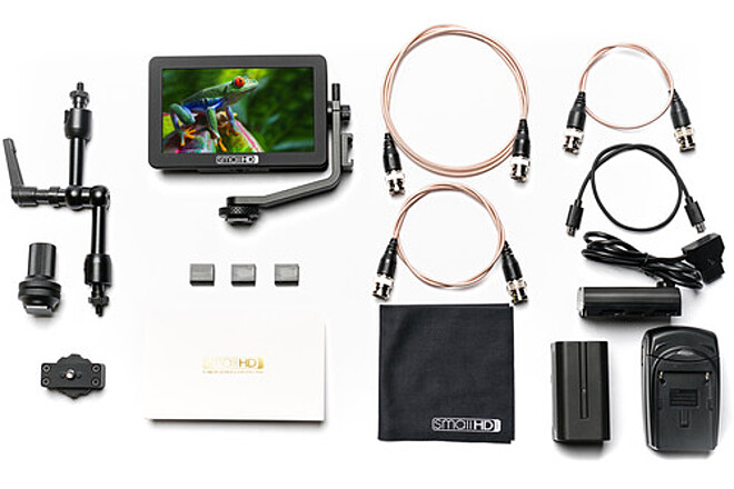 SmallHD FOCUS SDI Monitor Cine Kit