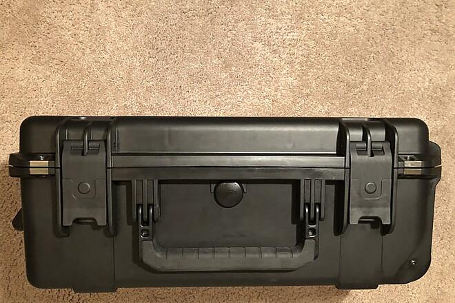 CasePro Phantom 4 Rolling Case