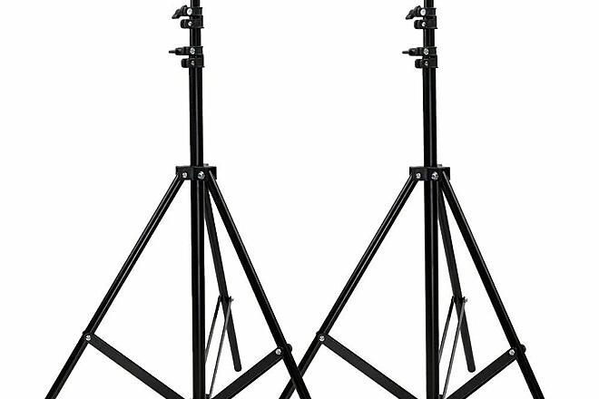 7 Studio Photography Video Camera Lighting Light Stand
