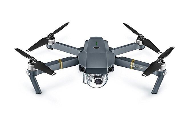 DJI Mavic Pro 4K Quadcopter