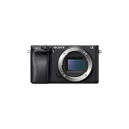 Sony Alpha a6300 Body Only (Charger + 4 Batteries included)