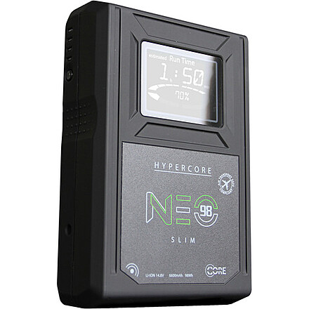Core Core SWX Hypercore NEO Slim 98Wh V-Mount Battery