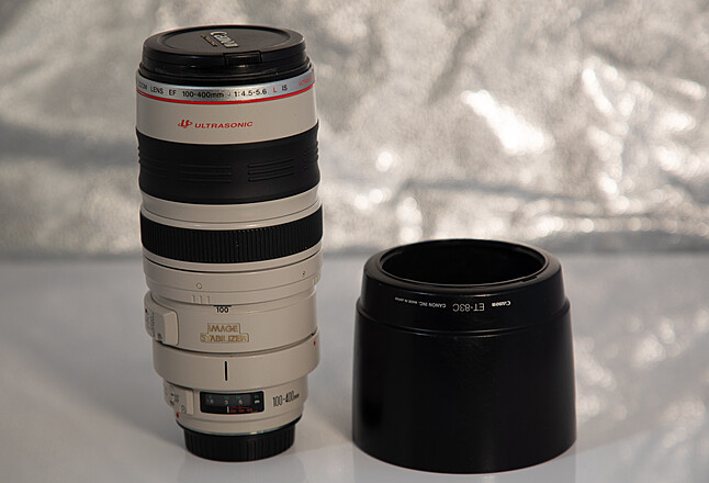 CANON ZOOM LENS EF 100-400MM 4.5-5.6 L IS