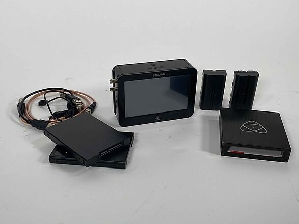 Atomos Samurai HD-SDI Hard Disk Recorder