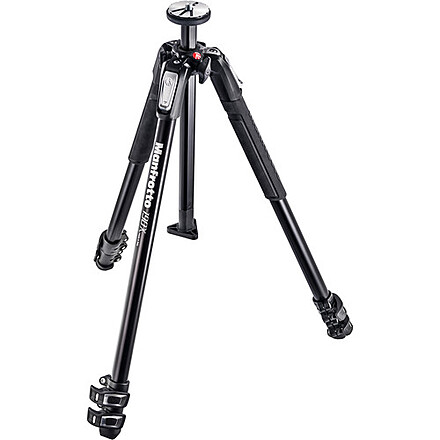 Manfrotto Tripod Kit with Aluminum Legs