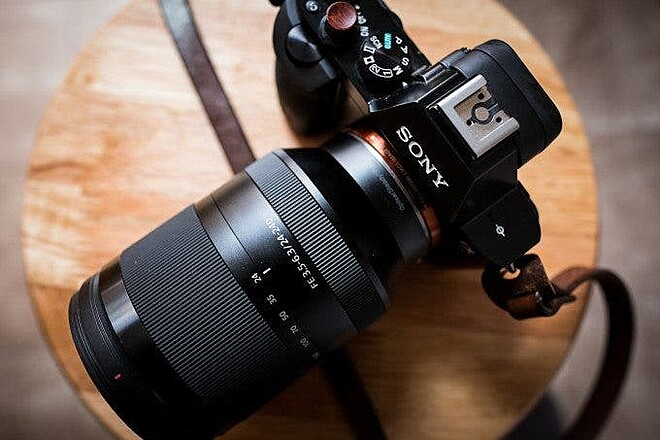 Sony Alpha a7II Kit W/ 3 Lenses (Zoom, Wide, Portrait)