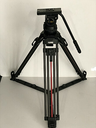 Tripod 100mm Head w/ 2stage legs