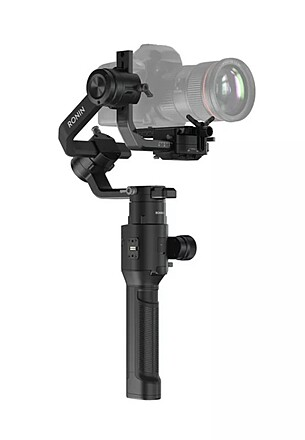 DJI Ronin-S with Focus & Counterweights