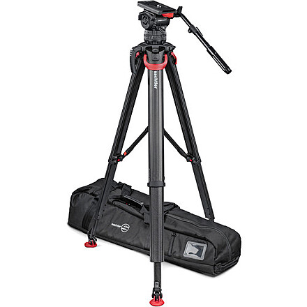 Sachtler Video 15 FT MS flowtech 100 Tripod System