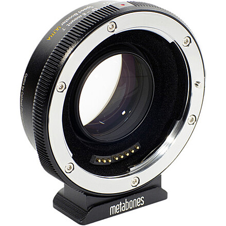 Metabones Canon EF Lens to Sony E Speed Booster ULTRA 0.71x